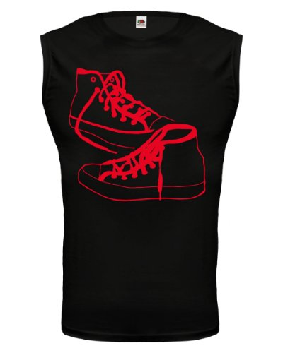 Red Top Basketball Shoes Black Tank RB0IqwR