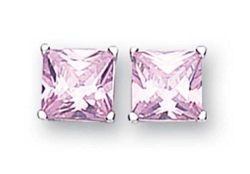 Boucles d'oreille Femme - E6554/2 - Argent Sterling 1.1 Gr - Oxyde de zirconium
