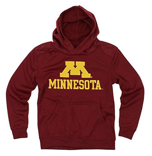 Outerstuff NCAA Big Boys Youth Performance Hoodie (8-18), Minnesota Golden Gophers