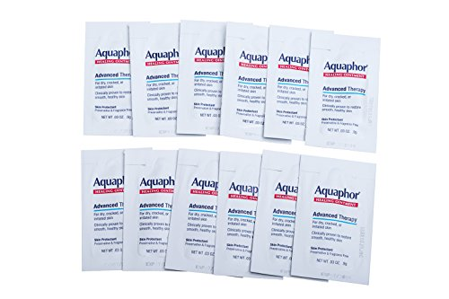 Aquaphor Advanced Skin Therapy ( 9g Packet) (12ct)