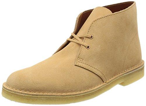 Clarks Originals Détente Homme Boots/Bottes Desert Boot En Daim Marron