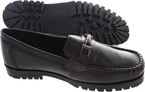 Dr Keller Women's Tornado Leather Loafers B82vGRd