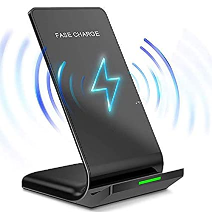 Amazon.com: 10 W/7,5 W/5 W cargador inalámbrico rápido ...