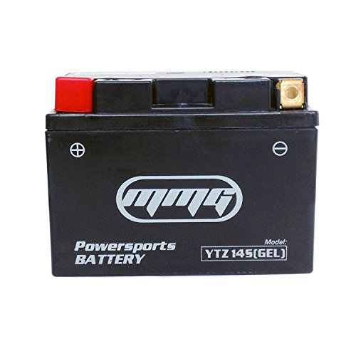 MMG YTZ14S Gel Cell 12v Powersports Battery for Motorcycles Scooters ATV UTV by MMG