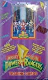 Mighty Morphin Power Rangers Series 1 Trading Cards 36 Count Box