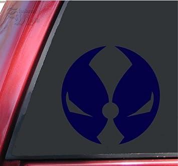 "Spawn Face Mask Graphic Die Cut decal sticker Car Truck Boat Window Bumper 7/"""