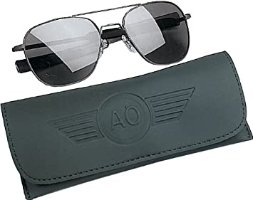 10706 GENUINE GOV T 52MM A.F. PILOTS POLARIZED SUNGLASSES BY AMERICAN OPTICS  (BLACK 52MM 77dc9aa6a68
