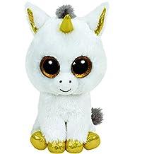TY Beanie Boo Plush - Pegasus the Unicorn 15cm