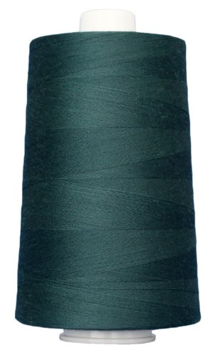 Superior Threads OMNI Thread Tex 30/40 wt. Machine Sewing Thread 6000 yds Cone; 3072 Blue Spruce 134-02-3072
