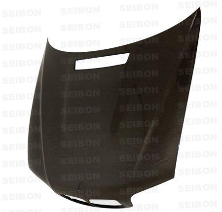 Seibon Carbon Hood (SEIBON 01-05 BMW M3 Carbon Fiber Hood OEM E46 02/03/04)