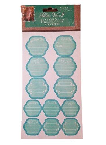 Pioneer Woman Easy Peel Mason Jar Labels