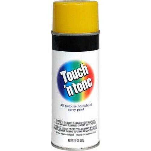 touch-n-tone-55272830-10-ounce-spray-gloss-canary-yellow