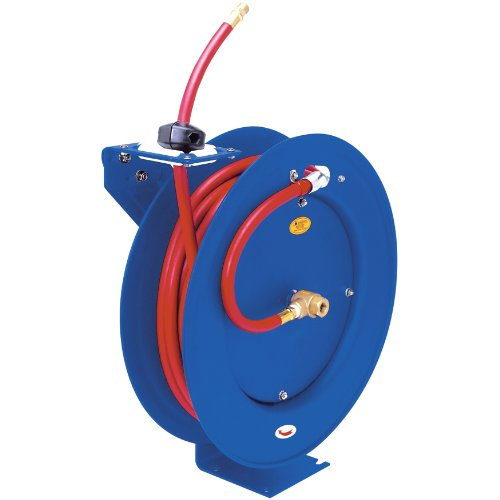 Performance Tool M619 Auto Recoil Reel with 50-Foot Hose (Coxreel Reel Performance)