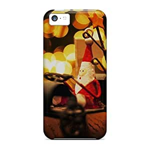 linJUN FENGNew Small Santa Cases Covers, Anti-scratch GFh28009cFDR Phone Cases For iphone 4/4s