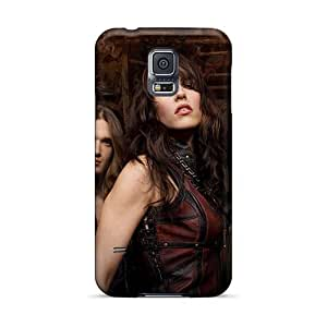 SherriFakhry Samsung Galaxy S5 Shock-Absorbing Hard Cell-phone Cases Provide Private Custom Nice Three Days Grace Pattern [xOc10735JUXH]