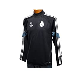 Adidas - Maillot Foot - maillot d'entraînement champions league real