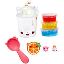 Num Noms Snackables Silly Shakes- Rainbow Slushie