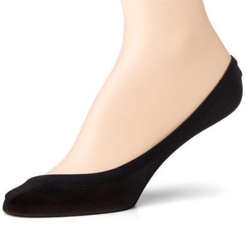 UPC 038326474717, Jefferies Socks Big Girls' Seamless Footie (Pack of 4),Black,Small/Medium