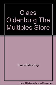 Book Multiples Store by Claes Oldenburg (1996-06-06)