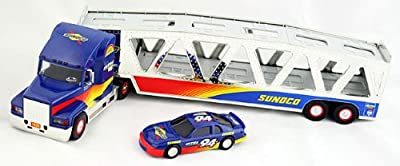 Sunoco 1999 the Collectors Edition Race Car Carrier New