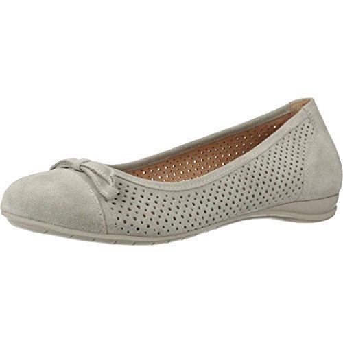 Stonefly Zapatos Bailarina Para Mujer, Color Gris, Marca, Modelo Zapatos Bailarina Para Mujer 104514 Gris gris
