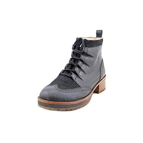 Matt Bernson Womens Maitland Leather Lace-Up Ankle Boots Black 9KdH0NkgYh