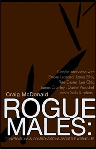 Book Rogue Males: Conversations and Confrontations about the Writing Life