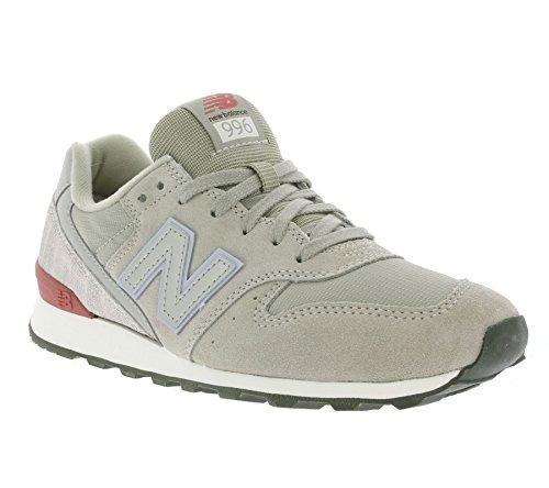 Zapatillas Balance Wr996ea Para Mujer Khaki New wa6qq