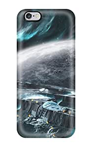 7733946K16334327 Hot Mysterious Planet Tpu Case Cover Compatible With Iphone 6 Plus