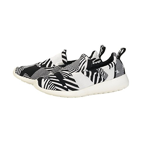 Black White Chloe Geo Women's On amp; Shoes Slip Dude YnqwPga78x