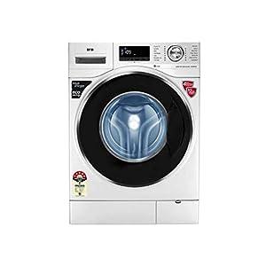 IFB 8kg 5 Star Fully-Automatic Front Loading Washing Machine (Senator WSS Steam, Silver, Inbuilt Heater, Aqua Energie…
