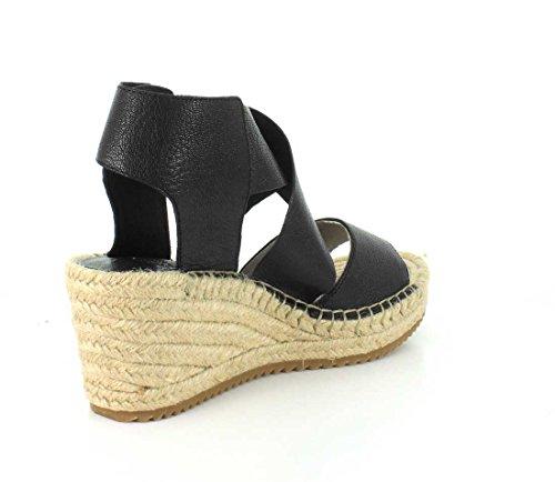 Women's Wedge Sandal EileenFisher Espadrille Willow Black xzqPn