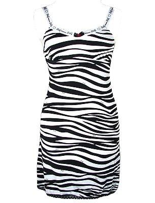 nuisette zebre