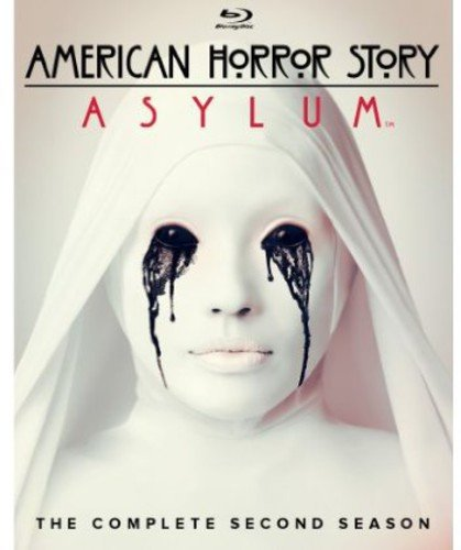 Blu-ray : American Horror Story: Asylum: The Complete Second Season (Digital Theater System, AC-3, Widescreen, 3 Pack, )
