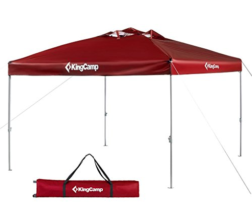 KingCamp Canopy 10 x 10 Feet Outdoor Camping In...