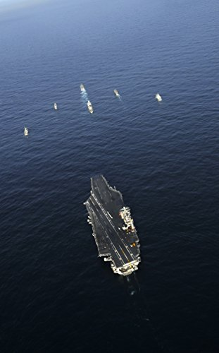 Home Comforts The Aircraft Carrier USS Harry S. Truman (CVN 75) Ships from Participating Nations take Part in