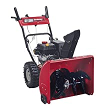 "Yard Machines 31AM63FE500 2-Stage 24"" Snow Blower - 179cc PowerMore OHV"