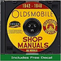 free oldsmobile service manuals