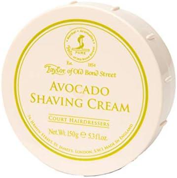 Taylor of Old Bond Street Avocado Shaving Cream 150 g