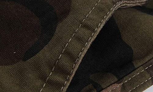 Loose Air Cargo Plusieurs Pour Sche L'eau Pantalons Des Travail Hulday En Plein Style Chauffe De Ranger Simple Camo Hommes Décontractés Fit Coton Grau Poche Pantalon Cafxqw