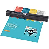 Portable Scanner 900 DPI A4 Document Scanner Handheld for Business,Photo,Picture,Receipts,Books,JPG/PDF Format Selection…