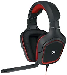 Image of the product Logitech G230 Stereo that is listed on the catalogue brand of Logitech.