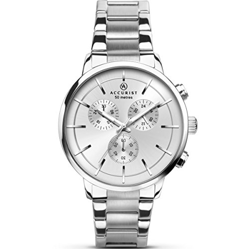Accurist Gents Chronograph Watch 7141