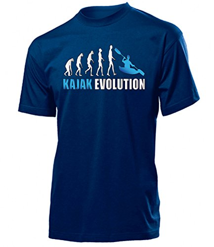 KAJAK EVOLUTION 619(H-N-Weiss-Blau) Gr. M