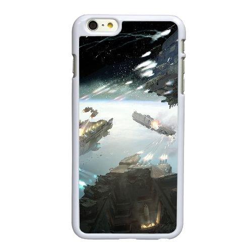 X4M78 dreadnought N1G5DM coque iPhone 6 4.7 pouces Cas de couverture de téléphone portable coque blanche IK2FKI7CQ