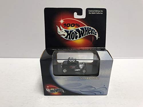 - '32 FORD COUPE deuces wild 100% HOT WHEELS 1/64 scale Limited Edition diecast
