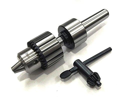 Morse Taper MT2 Shank Revolving Live Centre Center -JT2 Taper Drill Chuck 1-10 mm