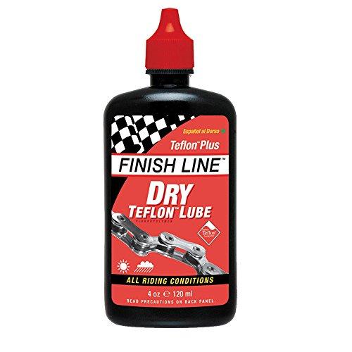 Finish Line Teflon Dry Lube 4 oz Druppel door Finish Line