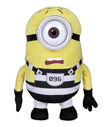 Despicable Me 3 Jail Minion Carl Soft Toy (Large) -