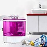 KUPPET Mini Portable Washing Machine for Compact